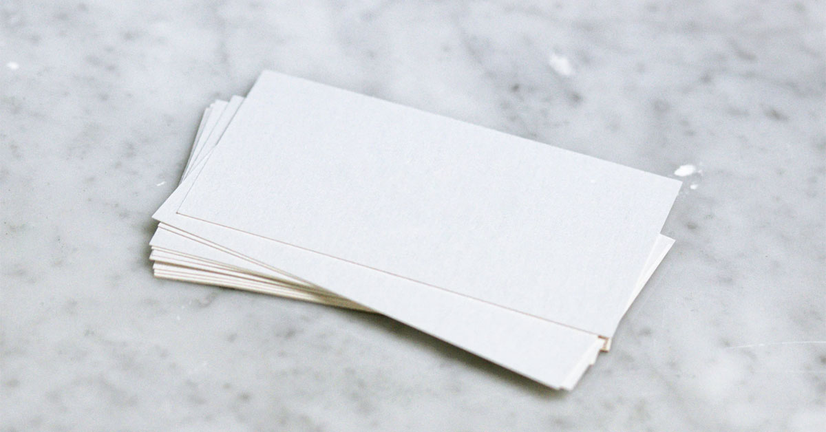 7 Ways You Can Get Free Business Cards Dealtrunk
