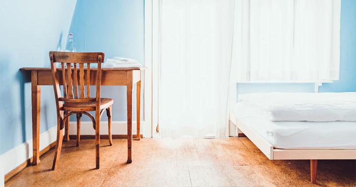 College dorm furniture