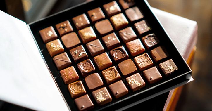 Free Box of Chocolate